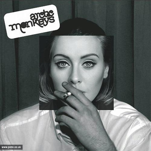AnyAlbumAdele - Arctic Monkeys
