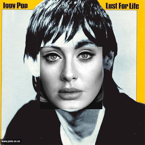 AnyAlbumAdele - Iggy Pop