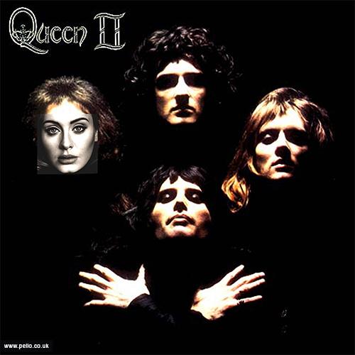AnyAlbumAdele - Queen