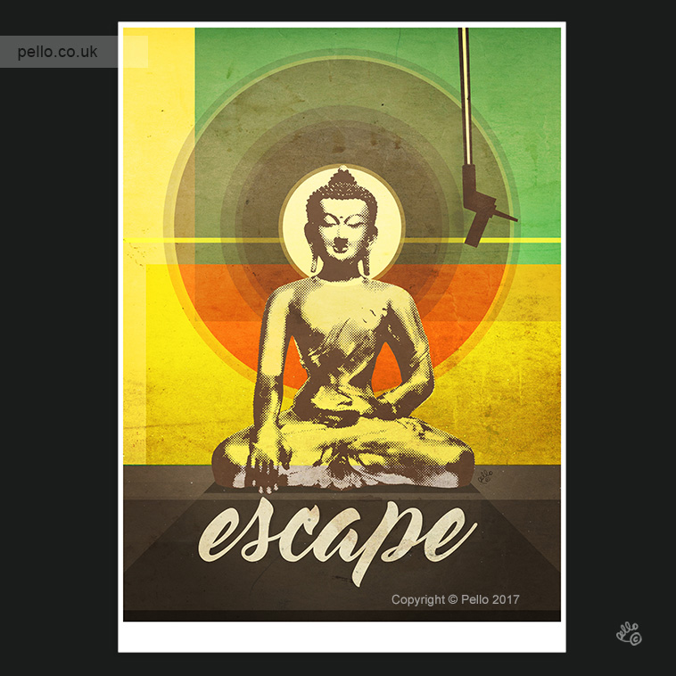 Escape - click to buy a print