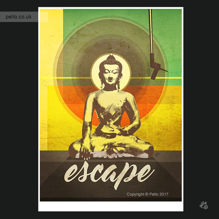 Escape - click to buy a print