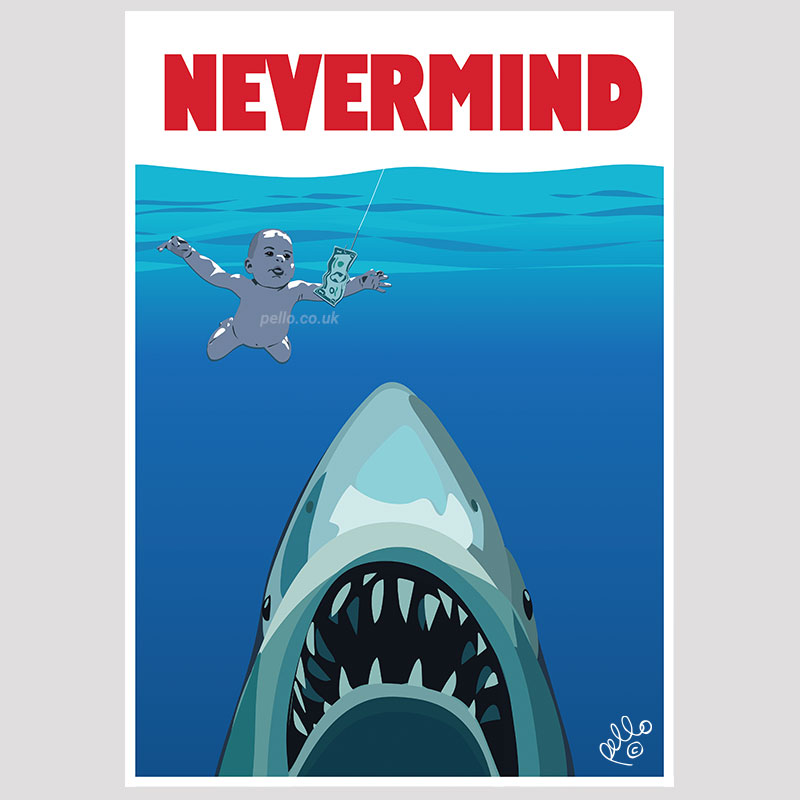 Nevermind x Jaws