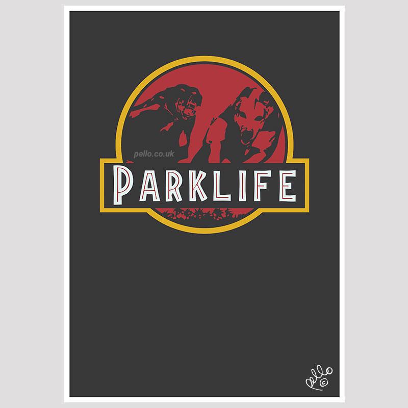 Parklife x Jurassic Park