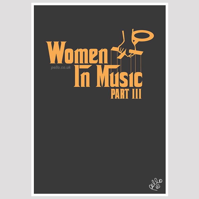 Women in Music Part III x The Godfather Part III