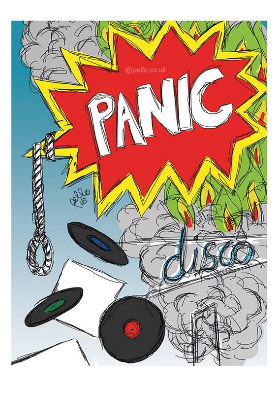 Panic by Pello