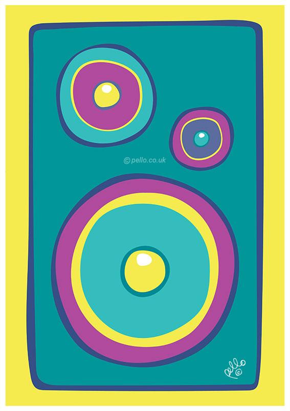 Speaker 03 (L) by Pello