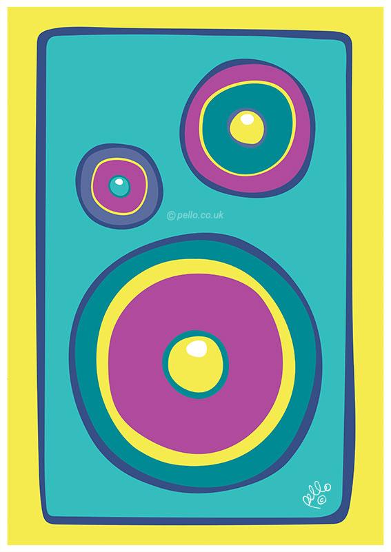 Speaker 03 (R) by Pello
