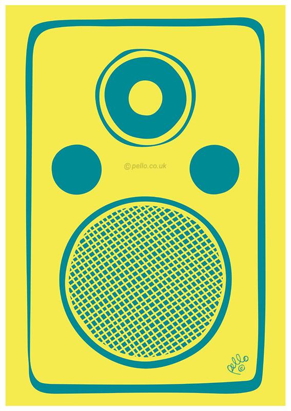 Speaker 04 by Pello