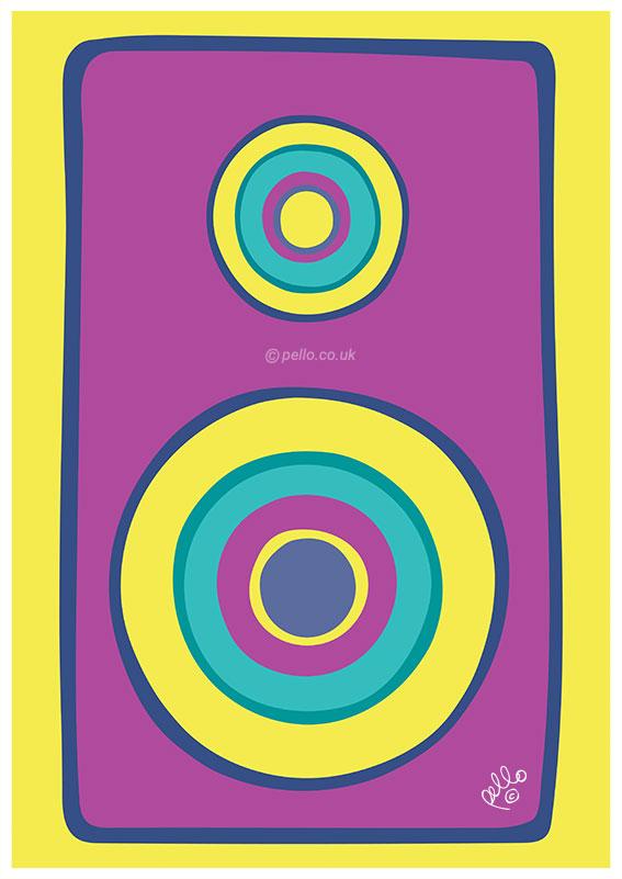 Speaker 01 by Pello