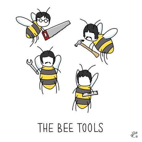 View 'The Bee Tools