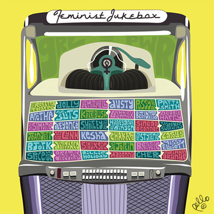 View 'Feminist Jukebox
