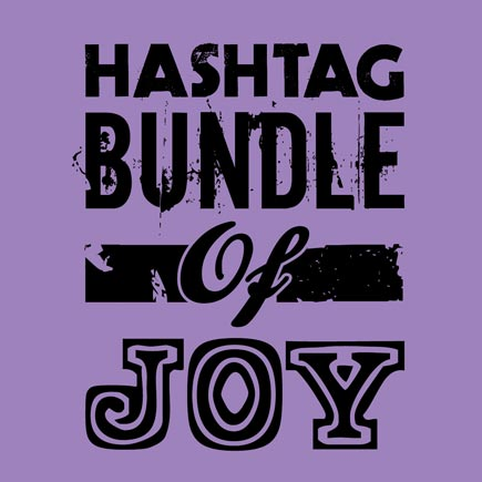 View 'Hashtag Bundle Of Joy