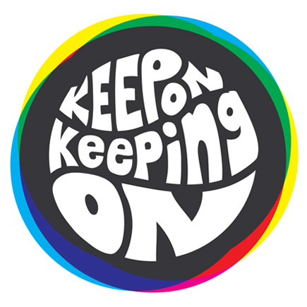 View 'Keep on keeping on