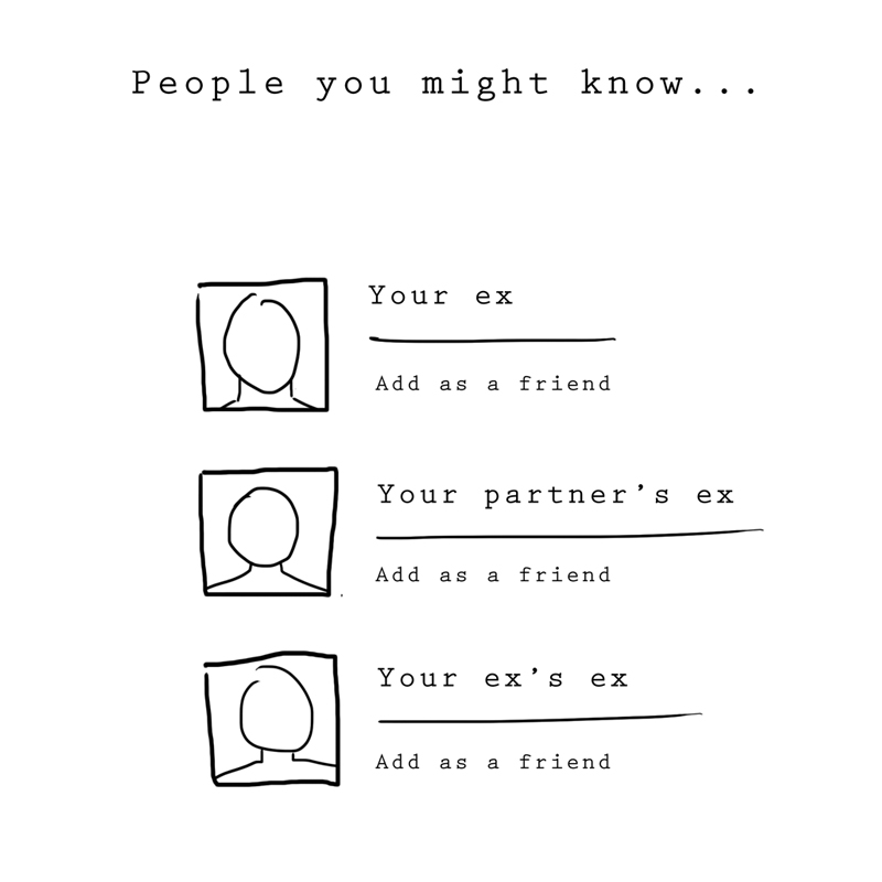 View 'People you might know...