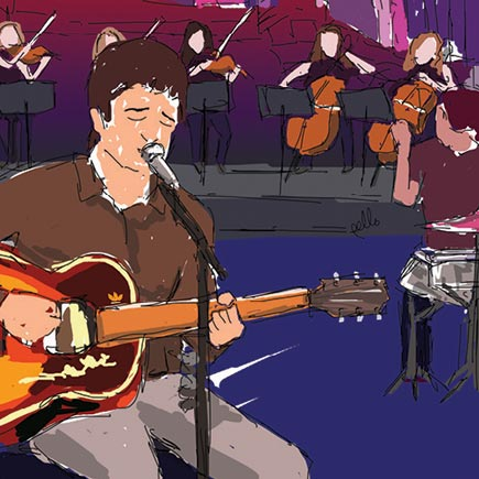 View 'Noel Gallagher Acoustic